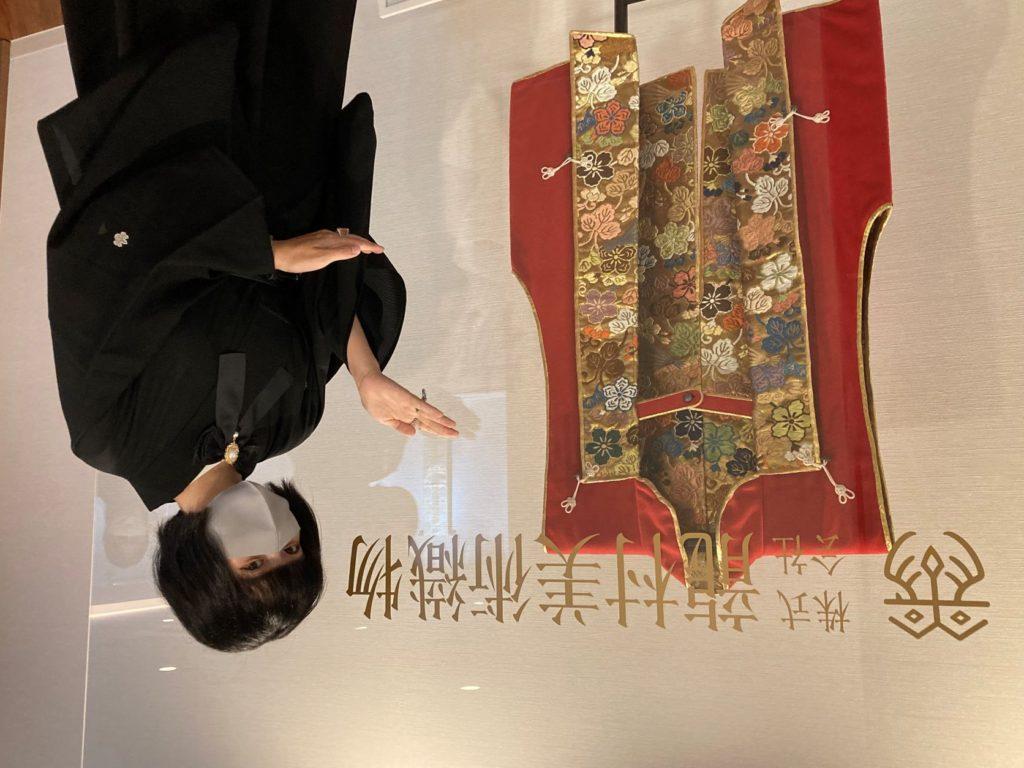 みさまる@着物さんと龍村美術織物